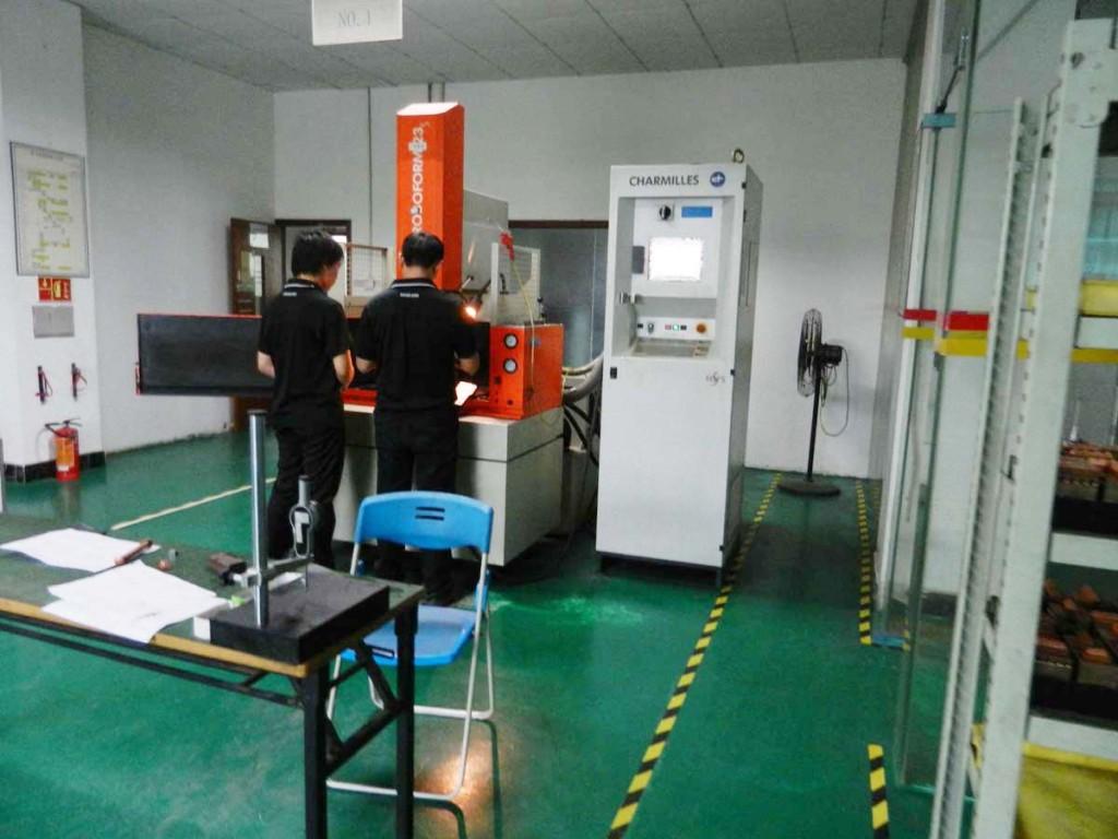 Tooling Department – TiPlas Plastic Mould Manufacturer Shenzhen